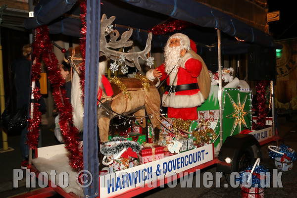 Harwich & Dovercourt Community Christmas Lights Switch-On 2015